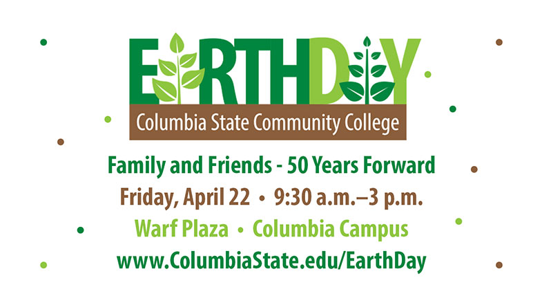 Earth Day Event Information