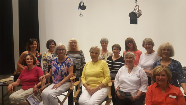 Brentwood-Franklin Woman's Service Club Members