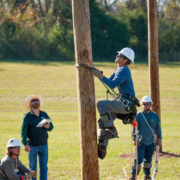 Electrical Line Worker